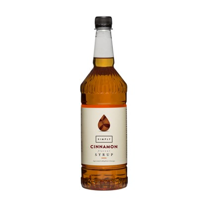 Simply Cinnamon Syrup 1 Litre