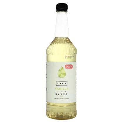 Simply Sugar Free Vanilla Syrup 1L