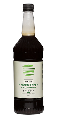 Simply Bottle of Spiced Apple 1L