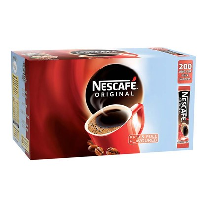 Nescafe Original Sticks Qty 200