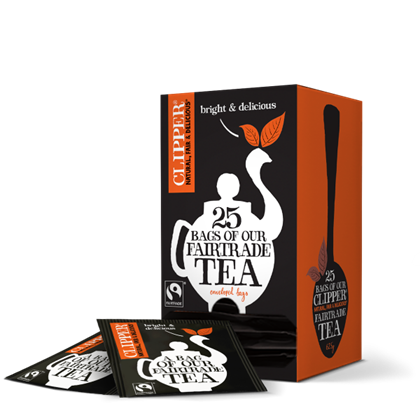 Clipper F/T Organic Speciality English Breakfast Tea