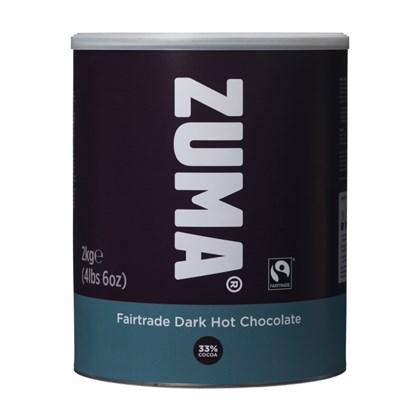 Zuma F.Trade Chocolate Tin 2kg