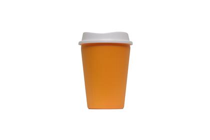 12oz Corretto Cup Orange