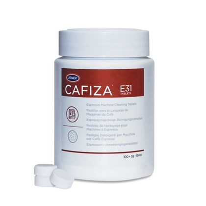 Cafiza Cleaning Tablets Qty 100