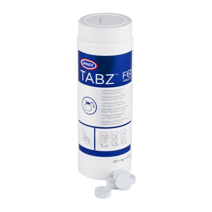 Cafiza Tabz Cleaning Tablets Qty 120