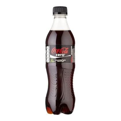 Coke Zero Bottles 500ml Qty 24