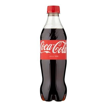 Coca Cola Bottles 500ml Qty 24