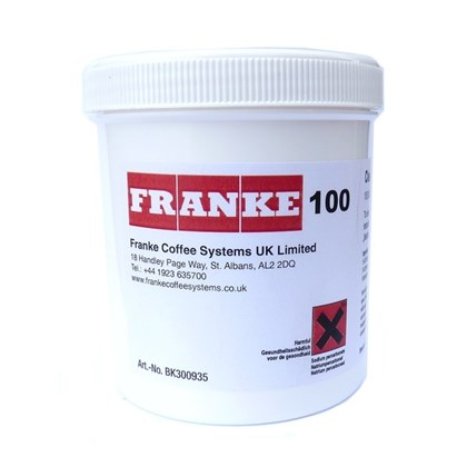 Franke Cleaning Tablets 2.3g Qty 100
