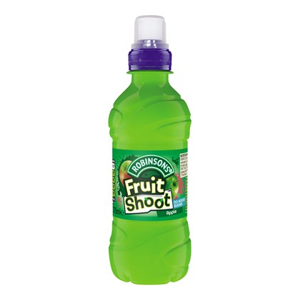 Fruit Shoot Apple Bottle 275ml