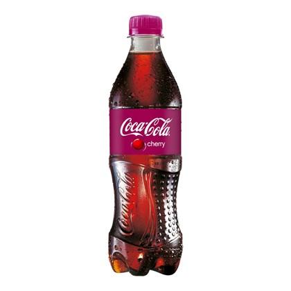 Cherry Coke Bottles 500ml Qty 12