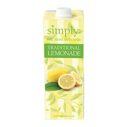 Handmade Lemonade Mix 12x1 Litre