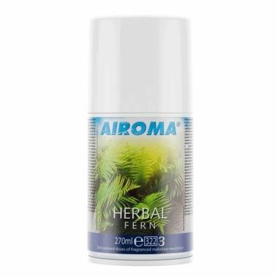 Airoma Aerosol Refill 270ml Herbal Fern