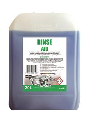 Dishwasher Rinse Aid 20L