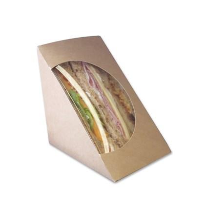 95ml Triple Natural Sandwich Wedge