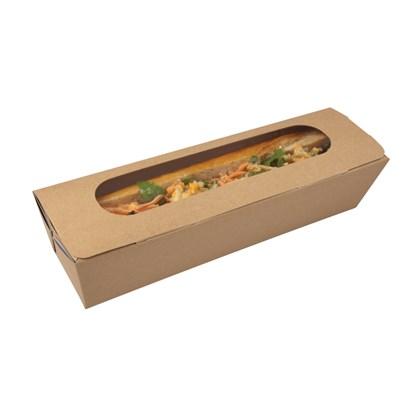BG2 Tuck-top Baguette Box