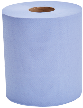 Blue 2ply Lam Centrefeed 6x80m