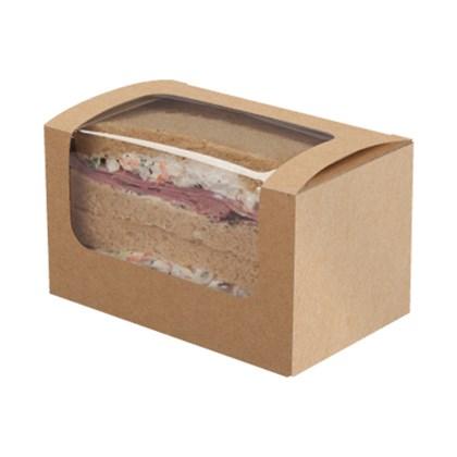 Square Cut Sandwich Pack