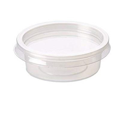 2oz Deli Pot Container & Lid Qty 1000