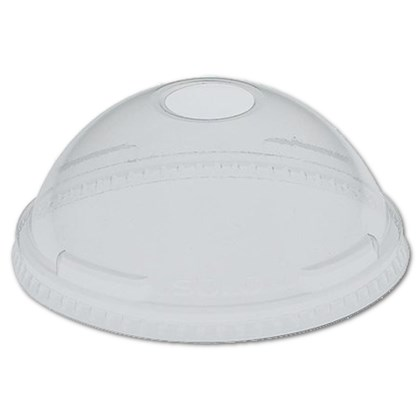 7oz Dome Lid with Hole