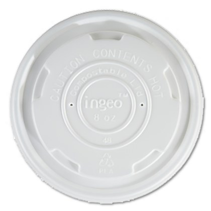 8oz Compostable Container Lid