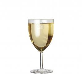 125ml PC Clarity Reusable Wine Glass