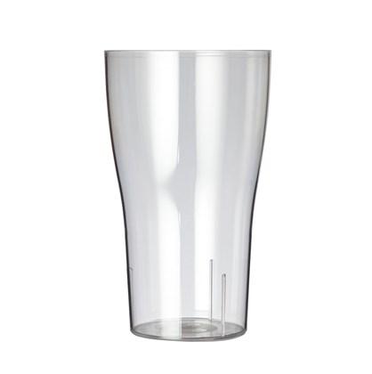 Clarity Reusable Pint Glass