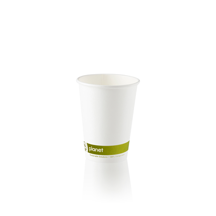 7oz Hot and Cold PLA Compostable Cup