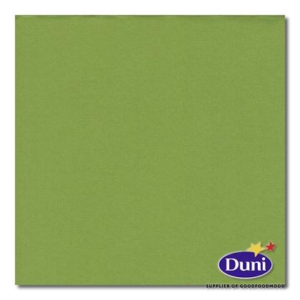 40cm Dunisoft Herbal Green Napkin