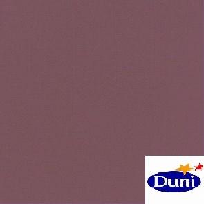 40cm Dunisoft Plum Napkin