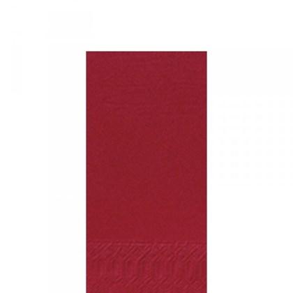 40cm 2ply 8 Fold Napkin Bordeaux