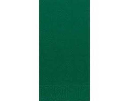 40cm 2ply 8 Fold Napkin Dark Green
