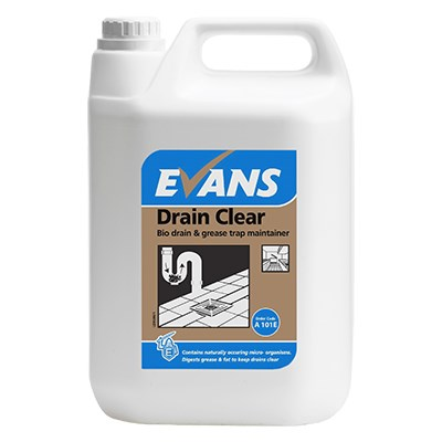 Evans Drain & Greasetrap Maintainer 2x5L