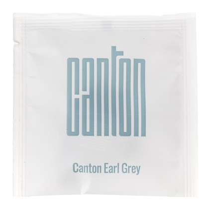 Canton Wrapped Earl Grey Pyramid Tea Bags