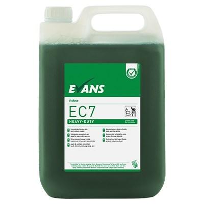 EC7 Heavy Duty Hard Surface Green Zone 2x5l