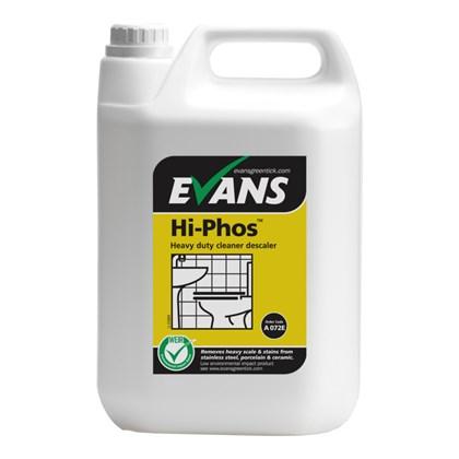 Hi-Phos Cleaner & Descaler 2x5L