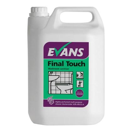 Final Touch Washroom Sanitiser 2x5L