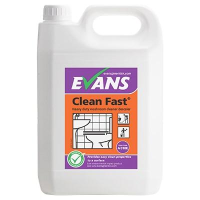 Clean Fast Washroom Cleaner 5L