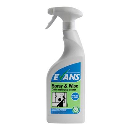 Spray & Wipe RTU 6x750ml
