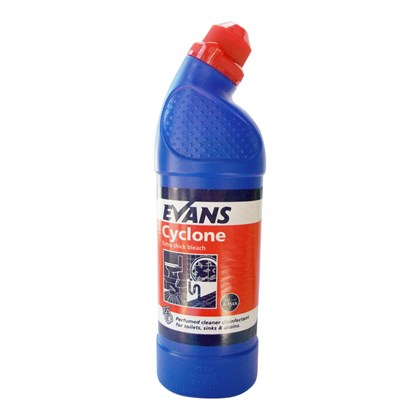 Cyclone Thick Bleach 750ml