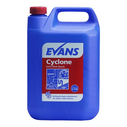 Cyclone Thick Bleach 2 x 5L