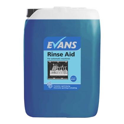 Evans Rinse Aid 10L