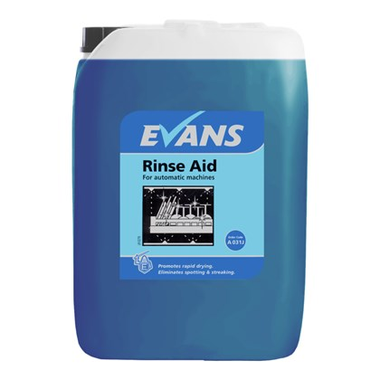 Evans Rinse Aid 20L