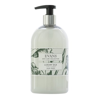 Luxury Silk Hand, Hair & Body Wash 500ml