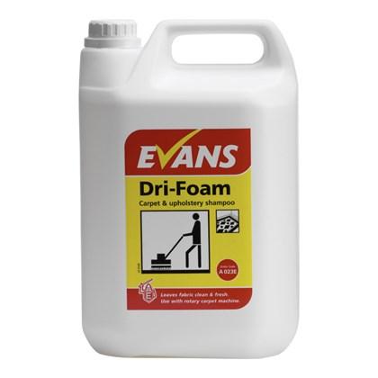 Dri-Foam Carpet & Upholstery Shampoo 2x5L