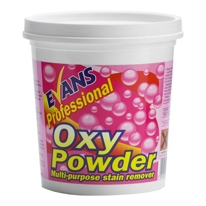 Oxy-Powder Multi Purpose Stain Remover 1kg