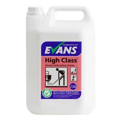 High Class Neutral Hard Surface Cleaner 2x5L