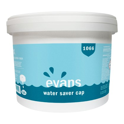 Evans Water Saver Cap