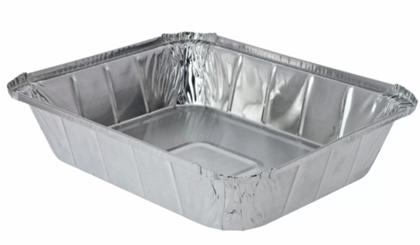 1/2 Gastro Foil Tray - 70mm Deep