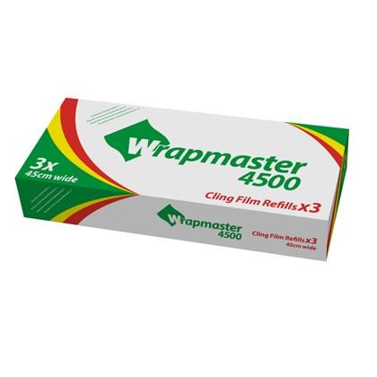 Wrapmaster Clingfilm 45cm 3x300m