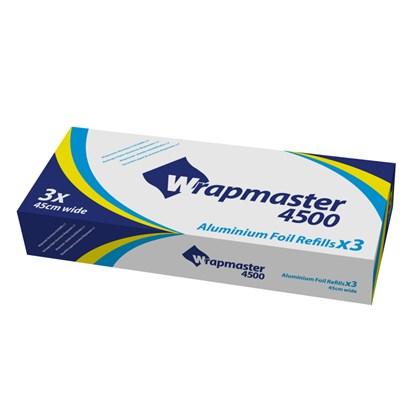 Wrapmaster Aluminium Foil 45cm 3x90m